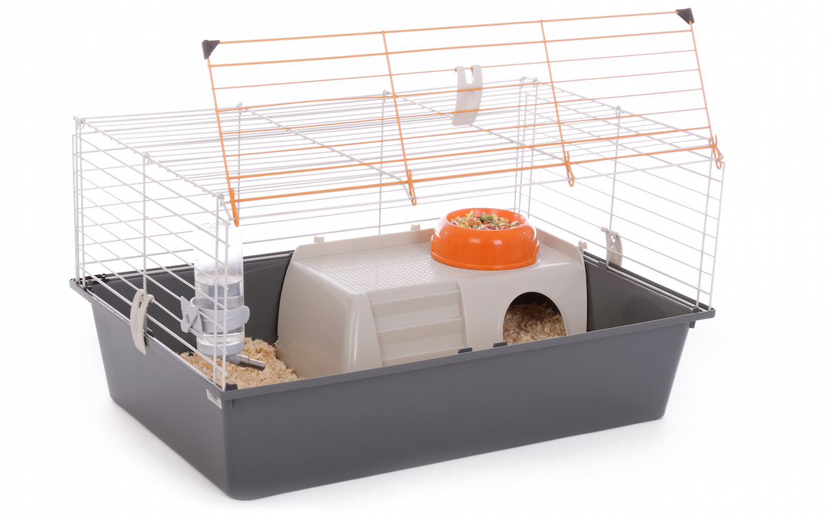 rabbit cage brooder