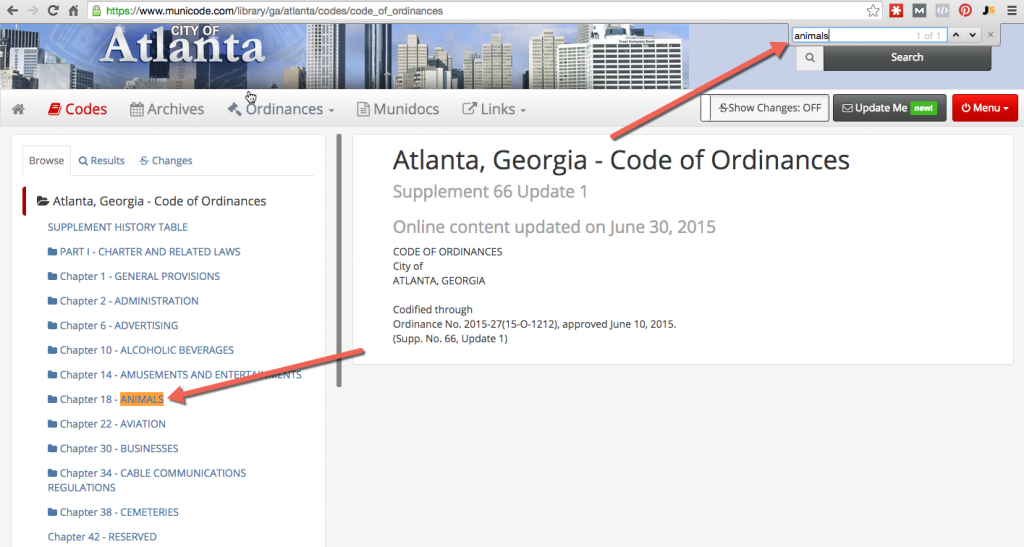 step 2 screenshot of website