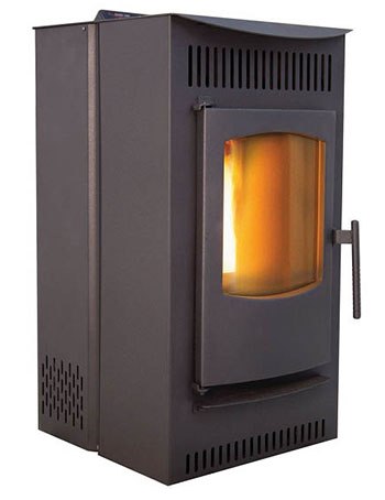 ​Castle Pellet Serenity Wood Stove with Smart Controller