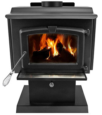 ​Pleasant Hearth Small Stove
