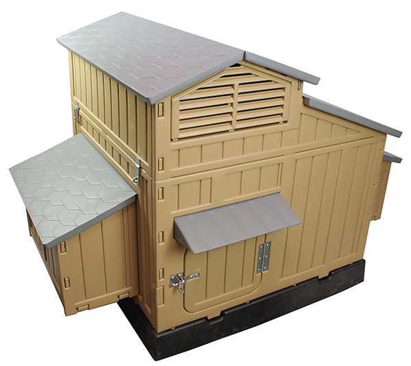 Formex Snap Lock Large Chicken Coop