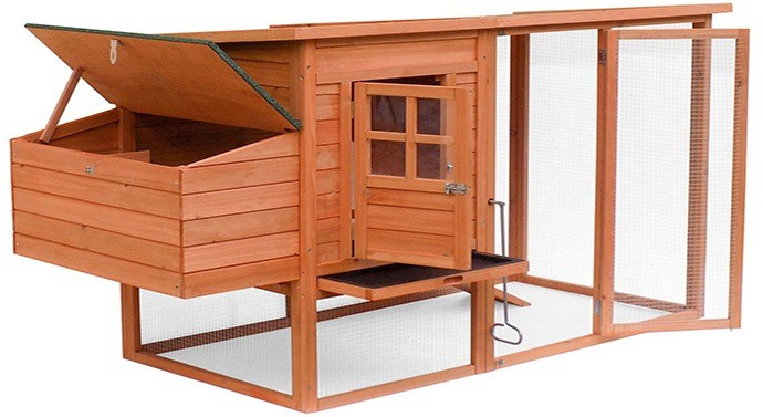Merax Wood Chicken Coop