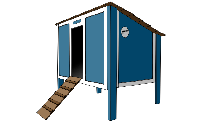 DIY Chicken Coop Plans: Ideas and Tips To Get Started (+