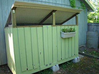 Pallet Coop Ideas Pretty Yet Simple