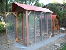 Predator Proof Your Chicken Coop Make Anti Digger Skirts