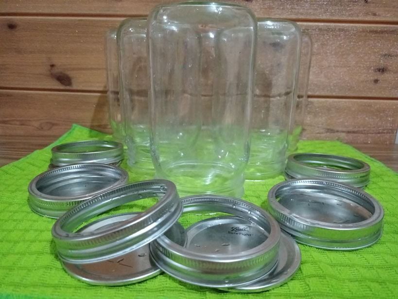 How To Can Apples Sterilize Your Jars dry