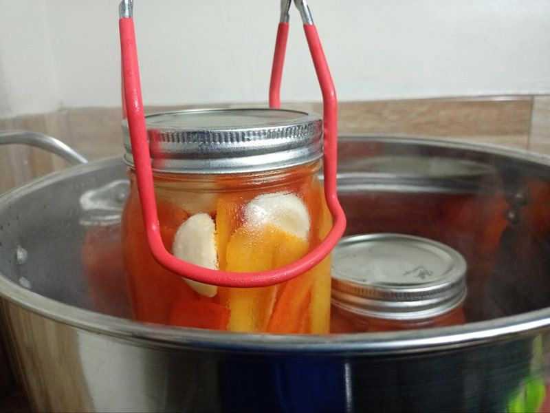 Canning Peppers Water Bath