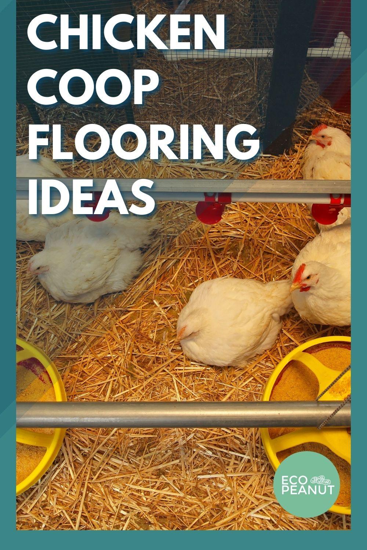 Chicken Coop Floor