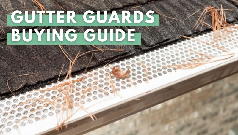 gutter guards buying guide