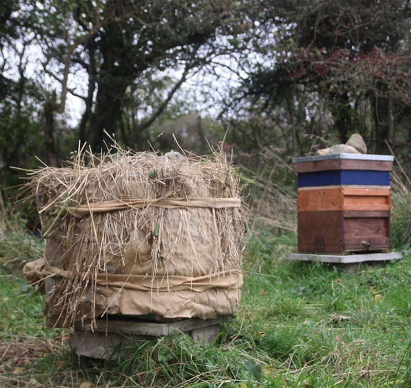 DIY Beehive Cocoon