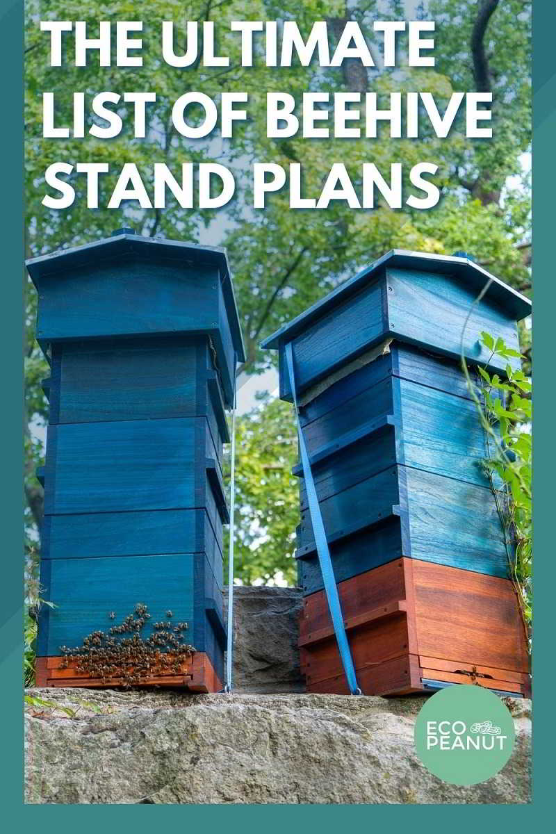 The UltimateList of Beehive Stand Plans