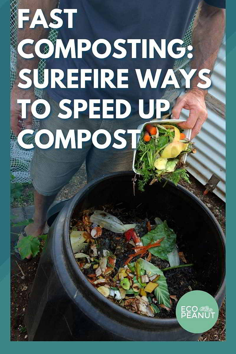 Fast Composting: Sure-Fire Ways to Speed Up Compost