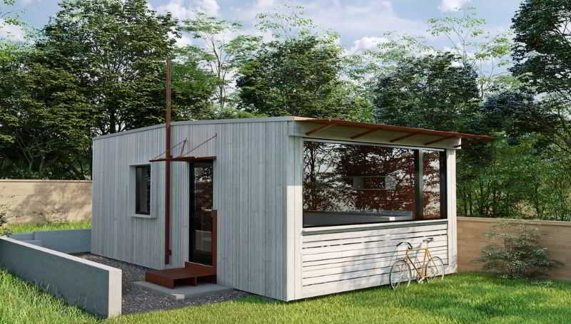 Alchemy LightHouse ADU from the Ultimate List of Affordable Green Prefab Homes