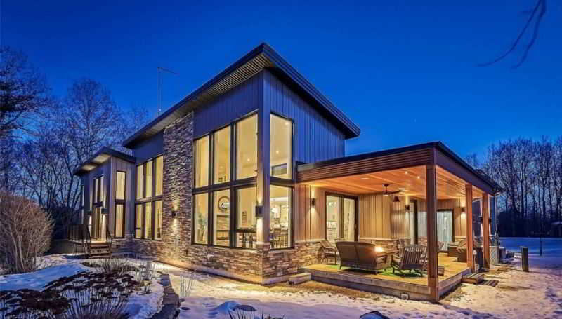 BONE Structure from the Ultimate List of Affordable Green Prefab Homes