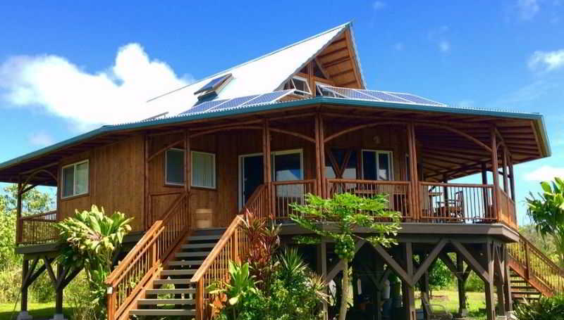 Bamboo Living Homes from the Ultimate List of Affordable Green Prefab Homes