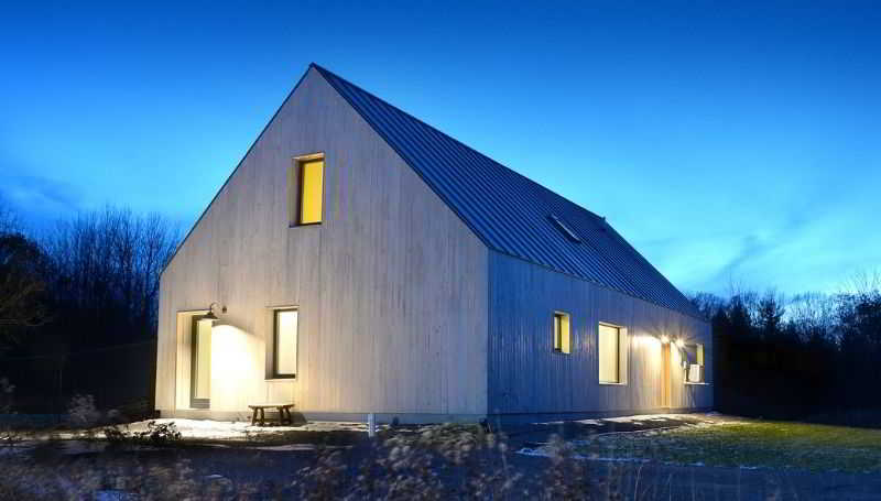 EcoCor Solsken Passive Houses from the Ultimate List of Affordable Green Prefab Homes