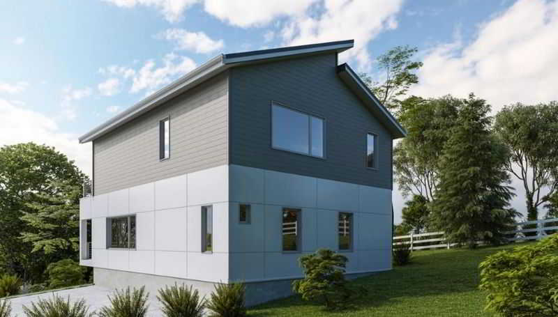EcoCraft Homes from the Ultimate List of Affordable Green Prefab Homes