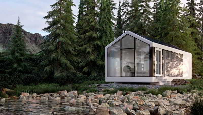 haus.me from the Ultimate List of Affordable Green Prefab Homes