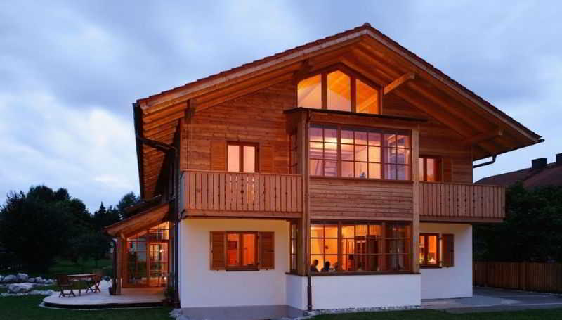 Holz100 from the Ultimate List of Affordable Green Prefab Homes