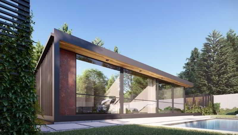Honomobo from the Ultimate List of Affordable Green Prefab Homes