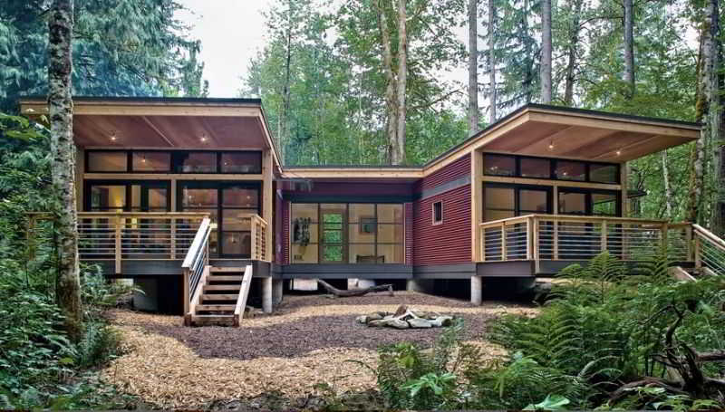 Method Homes M Series from the Ultimate List of Affordable Green Prefab Homes