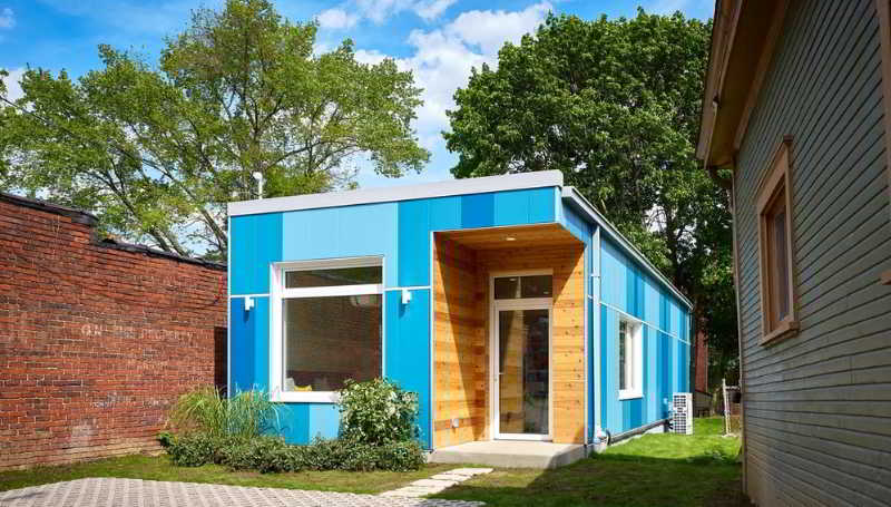 Module Homes from the Ultimate List of Affordable Green Prefab Homes