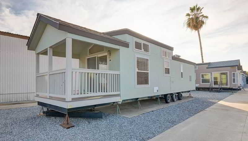 Titan Park Home from the Ultimate List of Affordable Green Prefab Homes