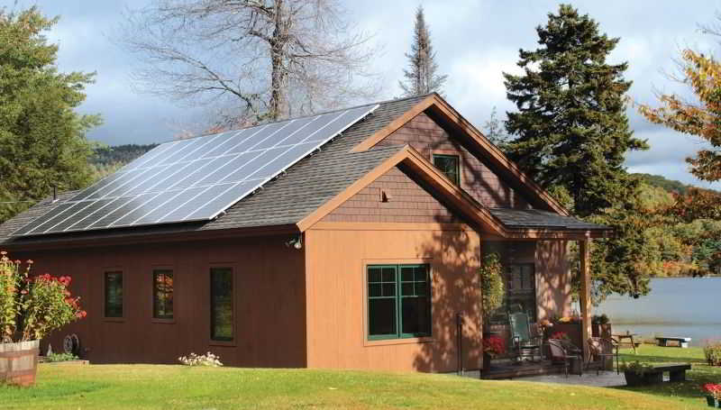 Unity Homes from the Ultimate List of Affordable Green Prefab Homes
