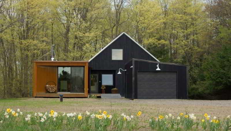 weeHouse by Alchemy from the Ultimate List of Affordable Green Prefab Homes