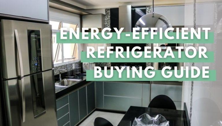 energy efficient refrigerator