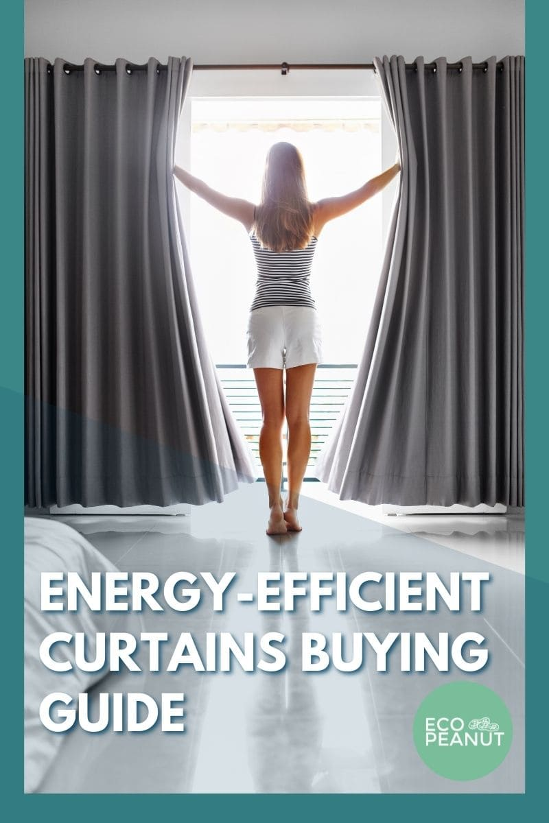 energy efficient curtain buying guide